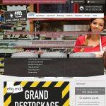 Acheter des étiquettes et pique-prix sur une boutique en ligne